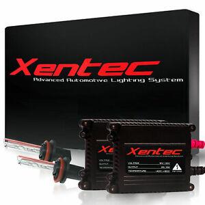 H11 H8 H9 Xenon Lights HID Kit Xentec 6000K White Headlight Low Beam Fog Lights