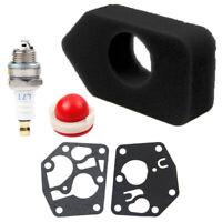 Carburetor Diaphragm Gasket Kit Replacement For Briggs & Stratton Sprint Engine