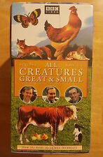 BBC VHS Series 1 All Creatures Great & Small Vols. 1-6 The complete Collection