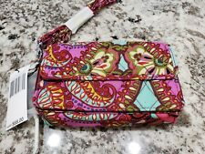 VERA BRADLEY All In One CROSSBODY iPhone 6 RESORT MEDALLION New