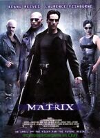 THE MATRIX MOVIE POSTER 27x40+ STANLEY KUBRICK Collection Video Store One Sheets