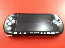 Sony PSP 3000 3001 Black System Console [System Only, 2GB Memory Card] Tested