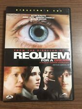 Requiem For A Dream (Dvd, 2001) New & Sealed