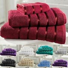 New Luxury Soft 100% Egyptian Cotton Hand Face Bath Bale Towels