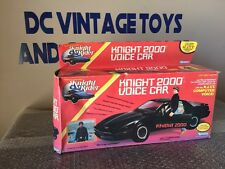 Vintage 1983 Kenner Knight 2000 Voice Car Knight Rider Michael Knight LOOK! WOW!