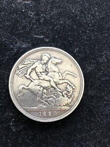 1890 Silver Crown