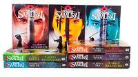 Chris Bradford Young Samurai Series Collection 8 Books Set Way of the Warrior