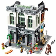 NEW SEALED! LEGO Creator Expert Brick Bank 10251 Construction Set