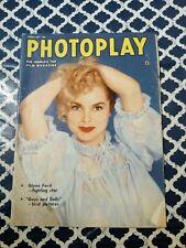 Photoplay Magazine February 1956 Janet Leigh