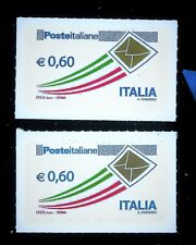 """ITALIA REPUBBLICA 2010-Varietà """" Busta Oro Prioritaria da 0,60 Singolo"""" MNH**"""