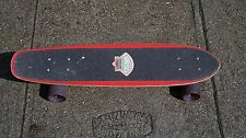 Vintage 1970s G&S Fibreflex Skateboard Gordon & Smith w/ Simms Dur Juice wheels