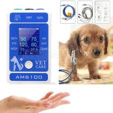 Veterinary Patient Monitor Pet Animal Portable Monitor Android Nibp Spo2 Ecg Usa