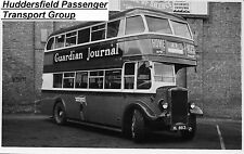 Photograph BUS PICTURE Barton 585 ex West Riding