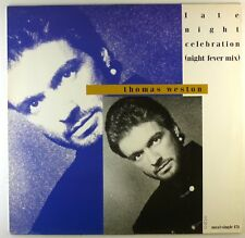 "12"" Maxi-Thomas Weston-Late Night Celebration-e1182-Cleaned"
