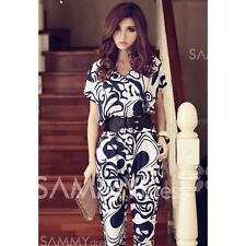 House of Hausa Jumpsuit For Women(With Belt)