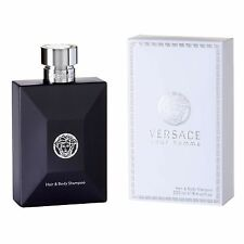 Versace Pour Homme Perfume Bath And Shower Gel 250ml Sealed In Retail Box New