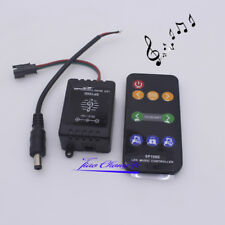 SP106E 9Key LED colorful Music Controller DC5-12V For WS2811 WS2812B LED strip
