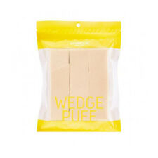 [SKINFOOD] Wedge Puff Sponge Jumbo Size (12 pcs) 1 Pack / Makeup Puff