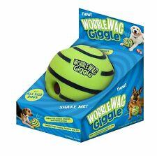 Wobble Wag Giggle Shake Me Dog Ball Toy Wg011212