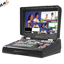 Datavideo HS-1300 6 Input HD Mobile Studio Built-In Streaming/Recording HS-1300