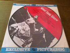 WEST SIDE STORY-MUSICAL LP(IPD)PIC DISC