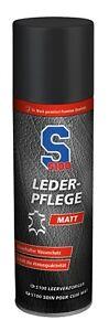 (43,-€/L) S100 Lederpflege Rau und Matt - Pflege Schutz Nässeschutz