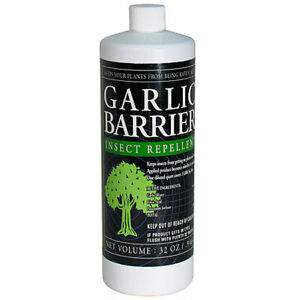 Insect Repellent Garlic Barrier Liquid Concentrate (32 Ounces)