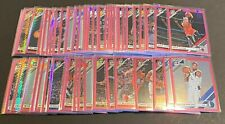 2019-20 Panini Optic Hyper Pink Prizm U Pick You Choose Complete Your Set