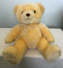 My First Plush Teddy Bear By Mothercare height 13 in