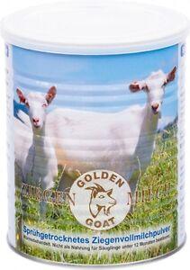 Ziegenmilchpulver Golden Goat Dose 400g