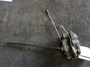 HOLDEN CRUZE LOCK MECHANISM LEFT FRONT DOOR LOCK, JG-JH, 03/09-01/17 09 10 11 12