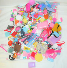Barbie Doll Hannah Montana Clothes with accessories 300+ pC LOT huge