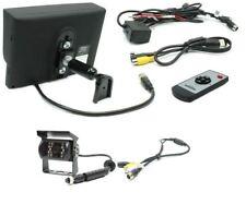 "250-8221-BIR 7"" Monitor W/ Black Hinge Infrared Camera"