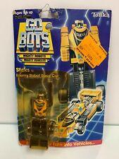 Tonka GOBOTS 1985 SLICKS (016) Enemy Robot Race Car Brand New