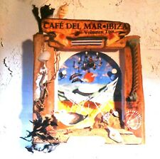CAFE DEL MAR VOL TRES 3 CD - UNMIXED IBIZA CHILL DEEP HOUSE CHILLOUT CDJ DJ