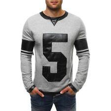 Markenlose Herren-Pullover & -Strickware aus Baumwolle in Größe 2XL