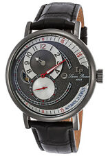 Lucien Piccard Supernova Moonphase Automatic Mens Watch LP-15157-GM-01