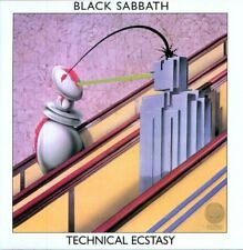 BLACK SABBATH TECHNICAL ECSTASY VINILE  LP + CD NUOVO !!!