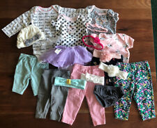 baby girl clothes lot new Without Tags
