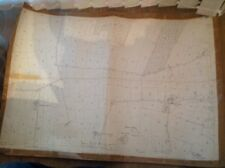 Norfolk - Misery Corner, Darrow Green - survey map of area 1905