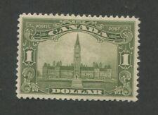 1929 Canada Parliament Building Postage Stamp #159 Mint Hinged Original Gum