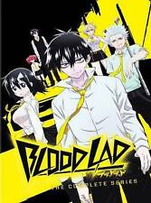 Blood Lad: The Complete Series (DVD, 2014, 2-Disc Set) Brand New + Ships FREE