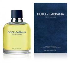 Dolce & Gabbana Pour Homme 200 ml Eau de Toilette Spray NEU OVP