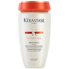Kérastase Nutritive Bain Satin 1 Irisome Shampoo Capelli Normali-Secchi 250ml