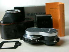Mamiya TLR Sekor 105mm f3.5 lens + accessories, excellent.