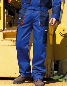 Arbeitshose Bundhose LITE TROUSER Work Guard Result R318X Gr. XS-5XL in 2 Farben