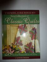 Thimbleberries New Collection of Classic Quilts,28 Quilting Inspirations, HB 201