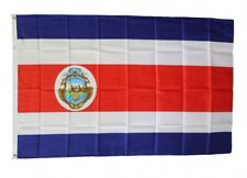 Costa Rica Flag 3 x 5 Foot Flag - New Higher Quality Ultra Knit 3x5' Flag
