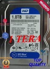 """HARD DISK 1000 GB 1 TB SATA 3.5""""  TOP QUALITY PER DVR  PC 1000 GB WD10EZEX 7200"""