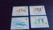 SEYCHELLES 1984 SG 592-595 OLYMPIC GAMES MNH (N)